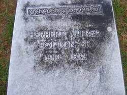 Herbert Alfred Bolton, Sr