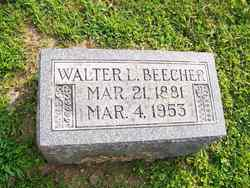 Walter Louis Beecher