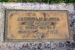 Arthur M. Lewis