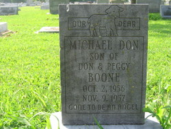 Michael Don Boone