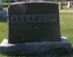 Emma <i>Bergman</i> Abramson