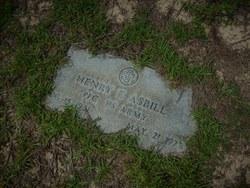 Henry E Asbill