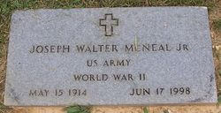 Joseph Walter Mcneal, Jr