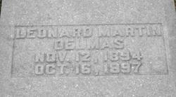 Leonard Martin Delmas