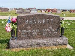 A Charlotte Bennett