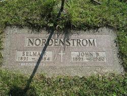John Bernard JB or Ben Nordenstrom