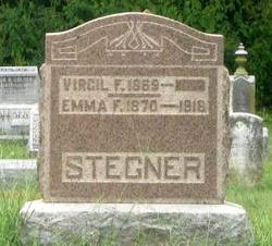Emma <i>Mendel</i> Stegner