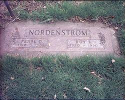 Roy Lester Nordenstrom
