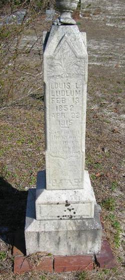 Louis Lorenzo Ludlum