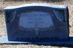 Addie Lucille <i>Roe</i> Bright
