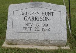 Delores Hunt Garrison