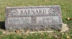 Rhoda Pearl <i>Stephen</i> Barnard
