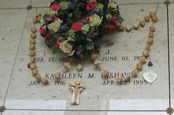 Kathleen M <i>Dishaw</i> Barr