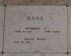 Wendell G Barr