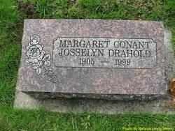 Margaret Conant <i>Josselyn</i> Drahold