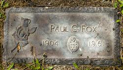 Paul C Fox