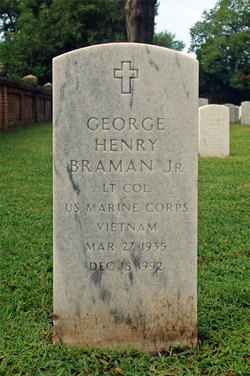 George Henry Braman, Jr