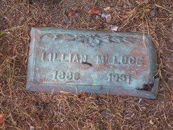 Lillian May <i>Cox</i> Luce