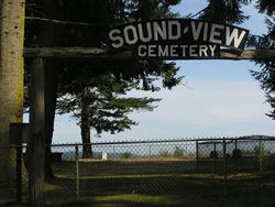 Sound View Cemetery
