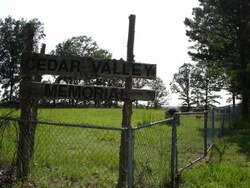 Cedar Valley Memorial
