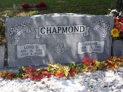 Loyd D. Chapmond