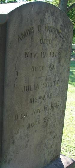 Julie <i>Scott</i> Woodruff
