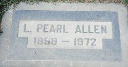L Pearl Allen