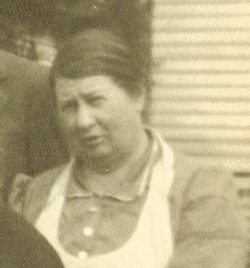 Sallie Aunt Sallie <i>Berger</i> Tosh