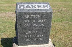 Louisa J. Baker