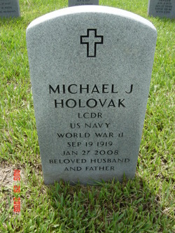 Michael J Mike Holovak