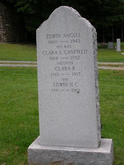 Clara <i>Canfield</i> Angell