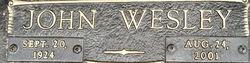 John Wesley Cothern