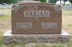 Margaret <i>Melvin</i> Yarian
