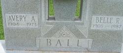 Belle Reena <i>Horton</i> Ball
