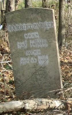 Harriet <i>Davidson</i> Parker