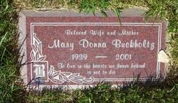 Mary Donna Buckholtz
