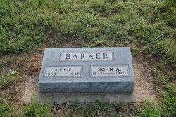 John A. Barker