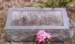 Lucy Henrietta <i>Wedgeworth</i> Clark