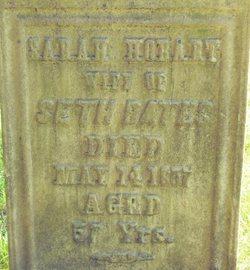 Sarah <i>Hobart</i> Bates