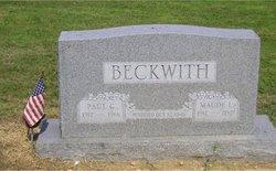 Maude L. <i>Stevens</i> Beckwith