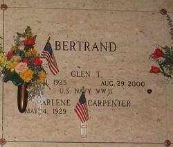 Glen T Bertrand
