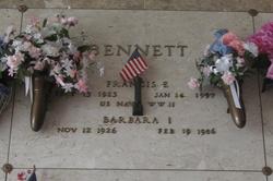 Francis E Bennett