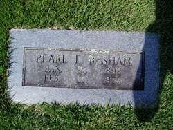 Pearl Emor <i>Parker</i> Basham