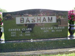 Geneva Yvonne <i>Clark</i> Basham