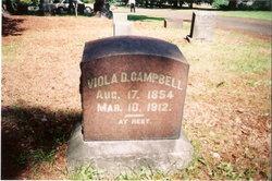 Viola Daist <i>Miller</i> Campbell