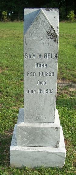 Sam A Belk