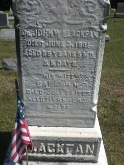 Dr John W. Blackfan