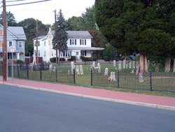 Williamstown Old Methodist Cemetery