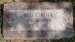Carlena Belle <i>Vincent</i> Bolt