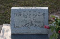 Clyde Luvenia Golden
